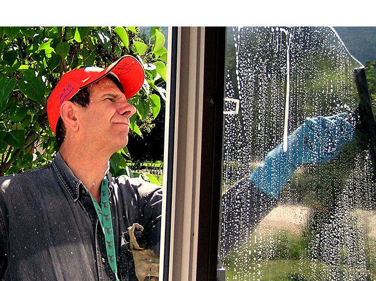 About Randy's Window Cleaning Service